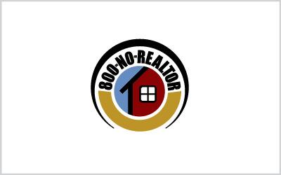 800-No-Realtor Logo