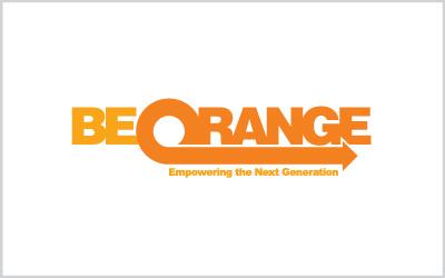 Be Orange Logo