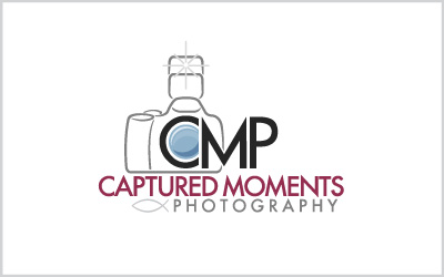 Captured Moments Photography Logo