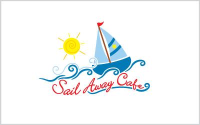 Sail Away Cafe Logo