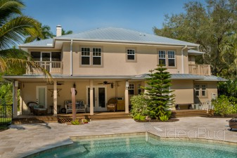 Historic Fort Myers, Florida Home – Real Estate Photo