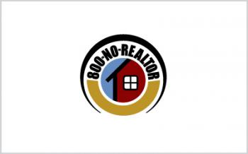 800-NO-REALTOR Logo