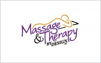 Massage & Therapy by Design Logo