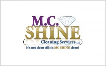 MC Shine Cleaning Services Logo