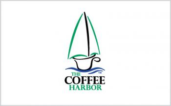 The Coffee Harbor Logo